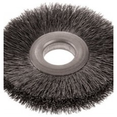 Small Diameter Crimped Wire Wheel Brush - 101406632