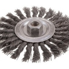 High Speed Small Grinder Knot Wire Wheel Brush - 101414042