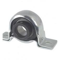 RPB Series Stamped Steel 2-Bolt Ball Bearing Pillow Block - 101020213