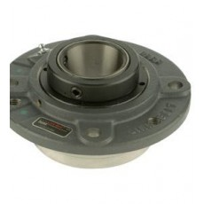 Series FC-B22400H Spherical Roller Bearing, Cast Iron Piloted Flanged Unit - 102169176