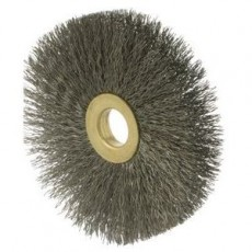 Small Diameter Crimped Wire Wheel Brush - 101413565